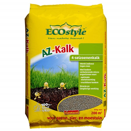 ECOstyle AZ Kalk - 20 Kg
