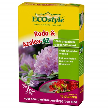ECOstyle Rodo & Azalea AZ - 800 Gram
