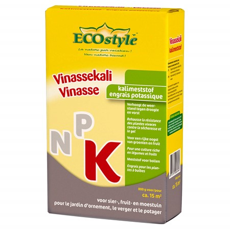 ECOstyle Vinassekali - 800 Gram
