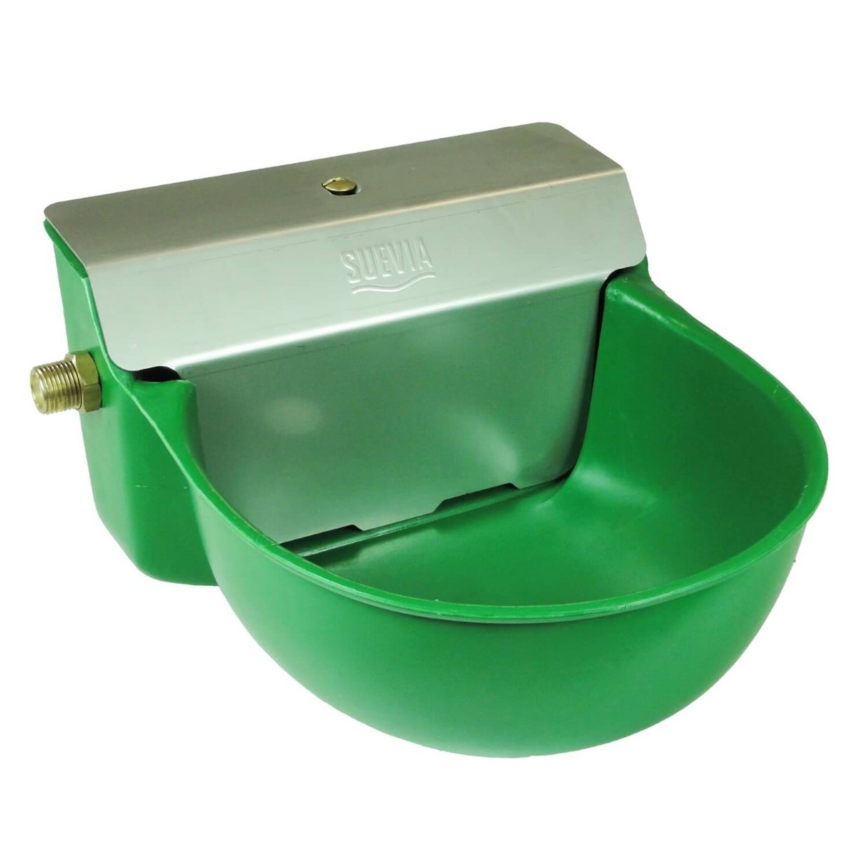 Suevia drinkbak model 130 p groen kunststof de boer - Groen huis model ...