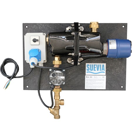 Suevia Rondpompsysteem Model 303 - 220 V