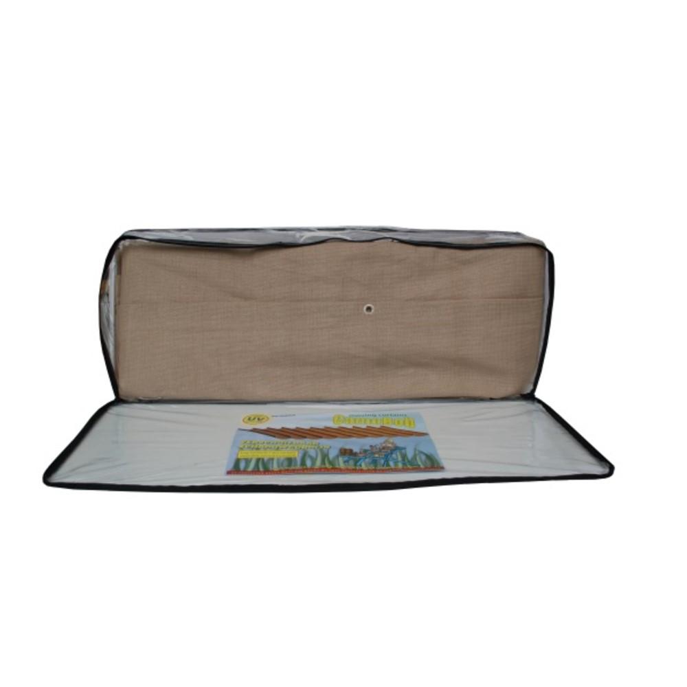 Afbeelding van Schaduwgordijn naturel/zand 300 x 500 cm