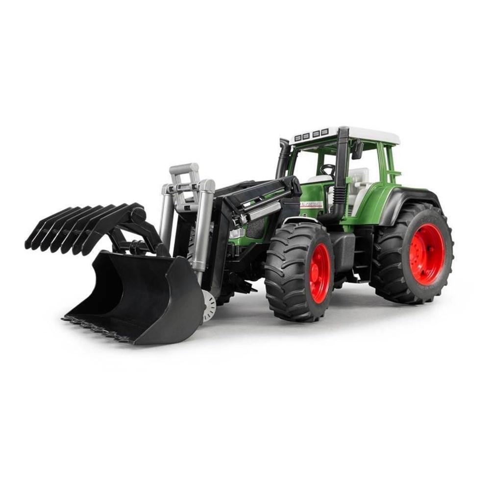 Afbeelding van Bruder 02062 Fendt Favorit 926 Vario Tractor Met Voorlader 1:16