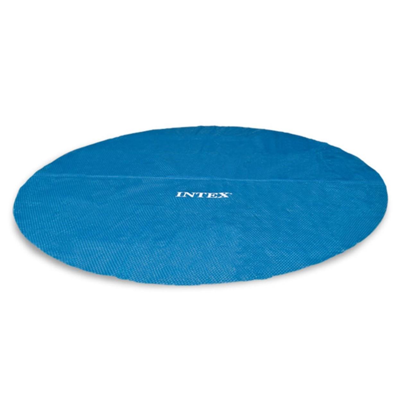 Intex zwembad solar afdekzeil 305 de boer for Zwembad afdekzeil