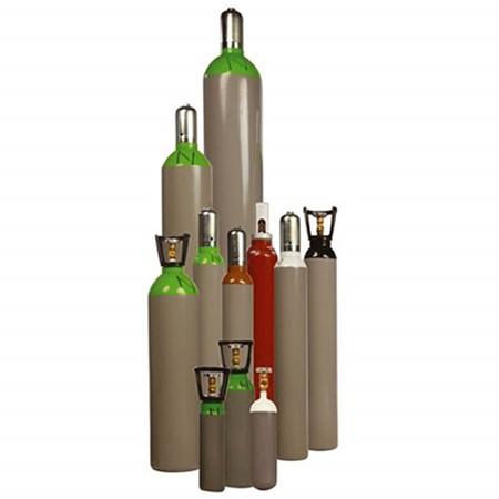 SuperGas Zuurstofvulling 4 Liter