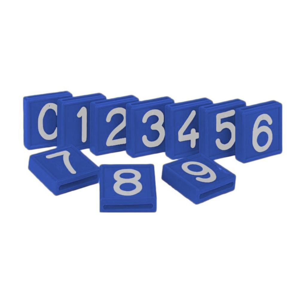 Afbeelding van CRS 1 Kokernummer Blauw Nummer 0 Box A 10 Stuks