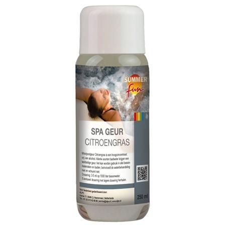 Summer Fun spa aroma citroengras 250ml