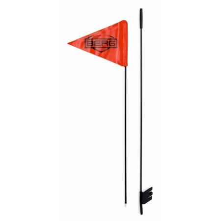 Berg Veiligheidsvlag Buddy - Rood