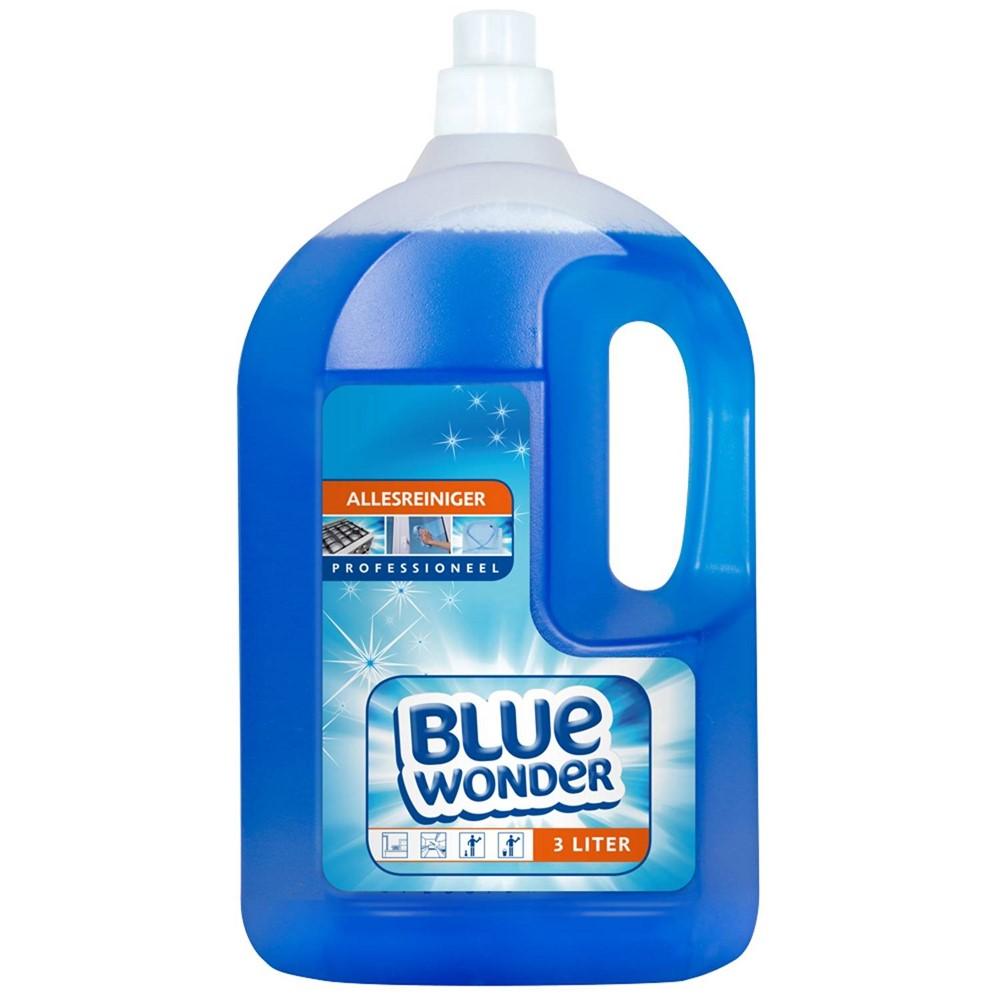 Afbeelding van Blue Wonder Professioneel Allesreiniger 3000 ml