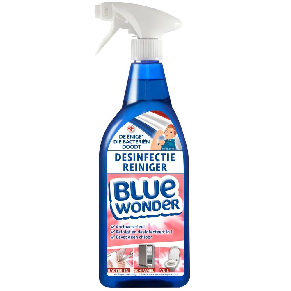 Afbeelding van Blue Wonder Desinfectie Reiniger 750 ml