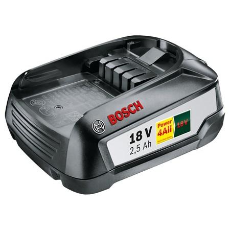 Bosch Accu 18V 2,5 Ah