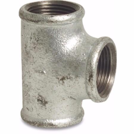 T-stuk gegalvaniseerd 90gr 3x 3/4 inch (3x bi-dr)
