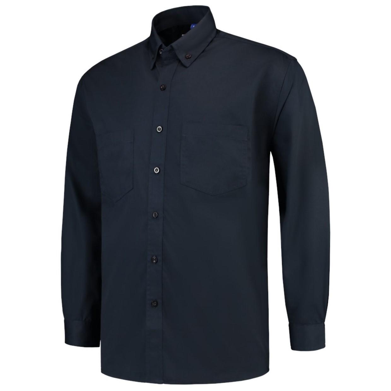 Overhemd Xl.Tricorp Overhemd Marineblauw Maat Xl De Boer Drachten