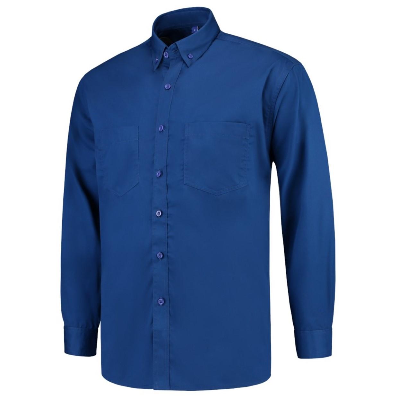 Overhemd Xl.Tricorp Overhemd Koningsblauw Maat Xl De Boer Drachten