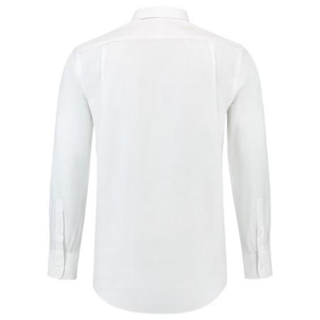Slim Fit Wit Overhemd.Tricorp Heren Overhemd Slim Fit Wit 37 7 De Boer Drachten