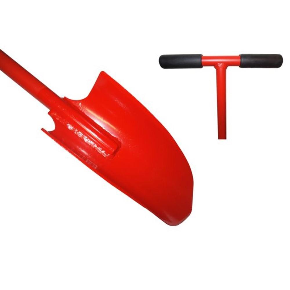 Afbeelding van Boomspade klein 130mm buis 1090x130x170
