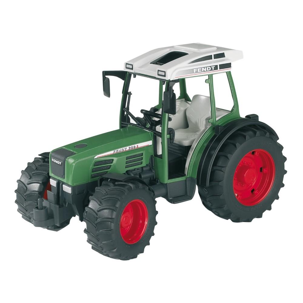 Afbeelding van Bruder 02100 Fendt 209s Tractor 1:16
