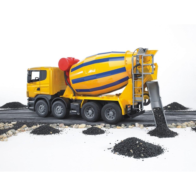 Beste Bruder 03554 - Scania R betonmixer 1:16 - De Boer Drachten AL-94