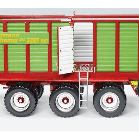 Wiking 077336 - Strautmann Tera-Vitesse Ladewagen 1:32