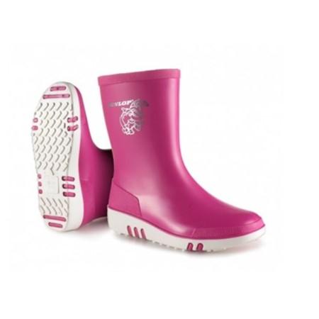 Dunlop Kinderlaars Acifort Mini Roze Maat 20