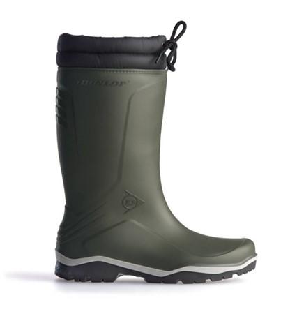 Dunlop Winterlaars Blizzard Thermo Groen Maat 37