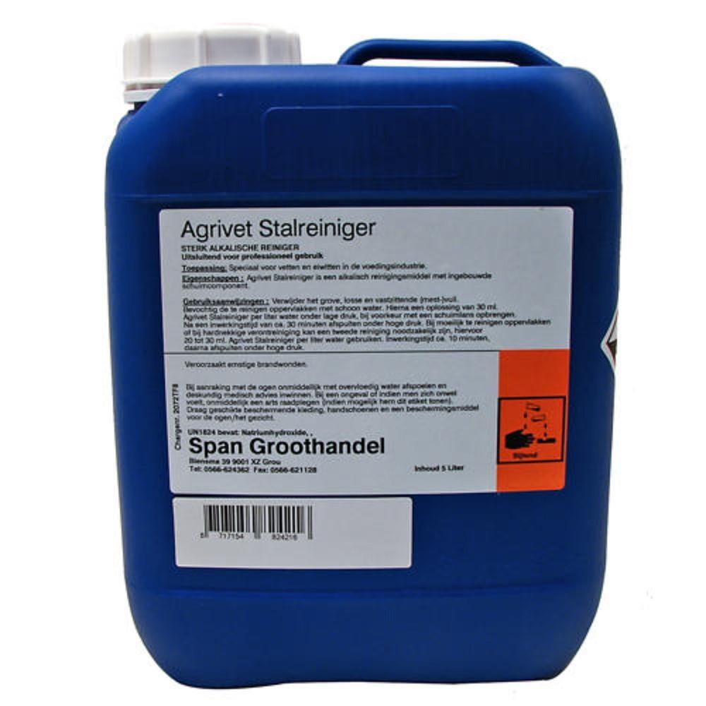 Afbeelding van Agrivet stalreiniger 5 liter