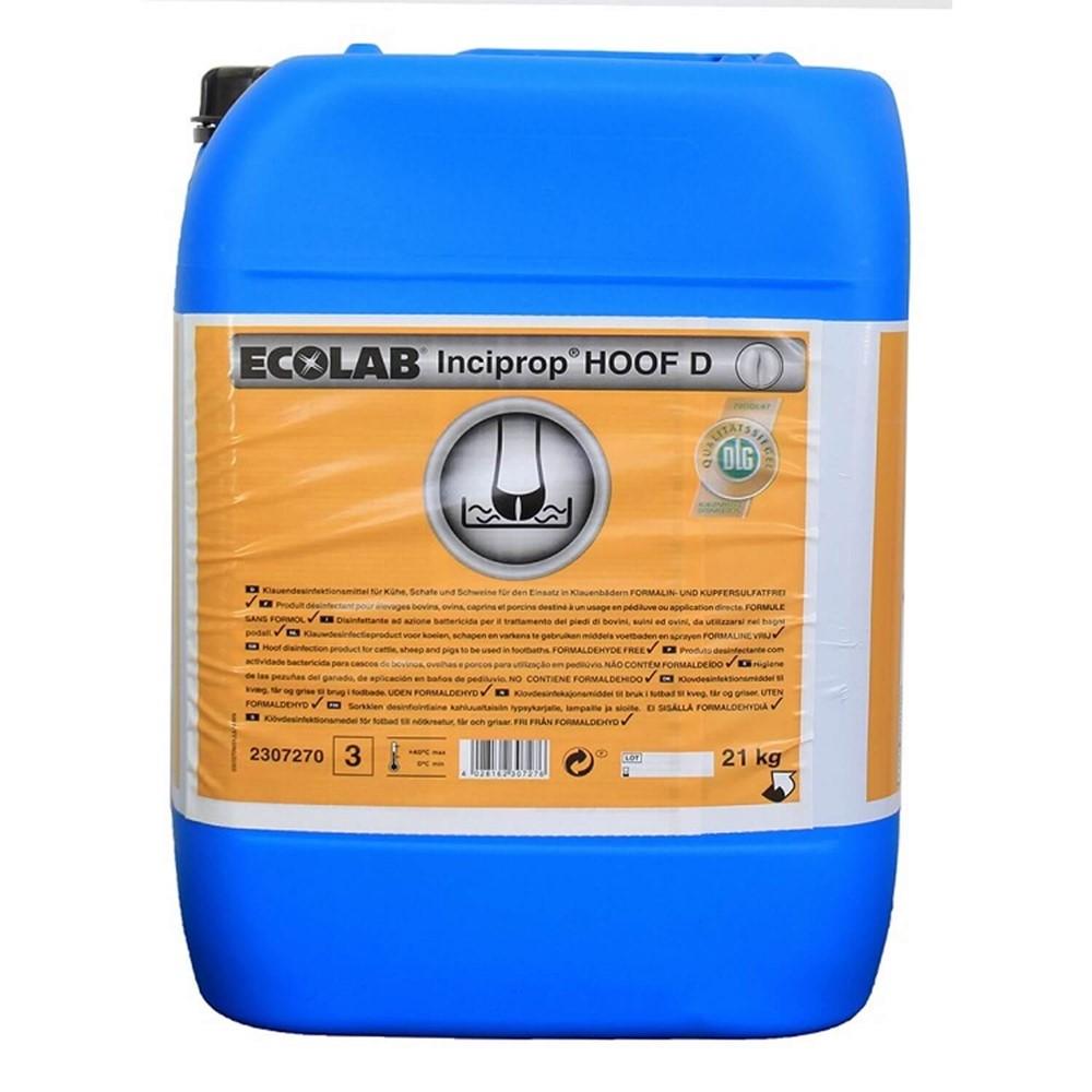 Afbeelding van Ecolab Inciprop hoof D 21 kg