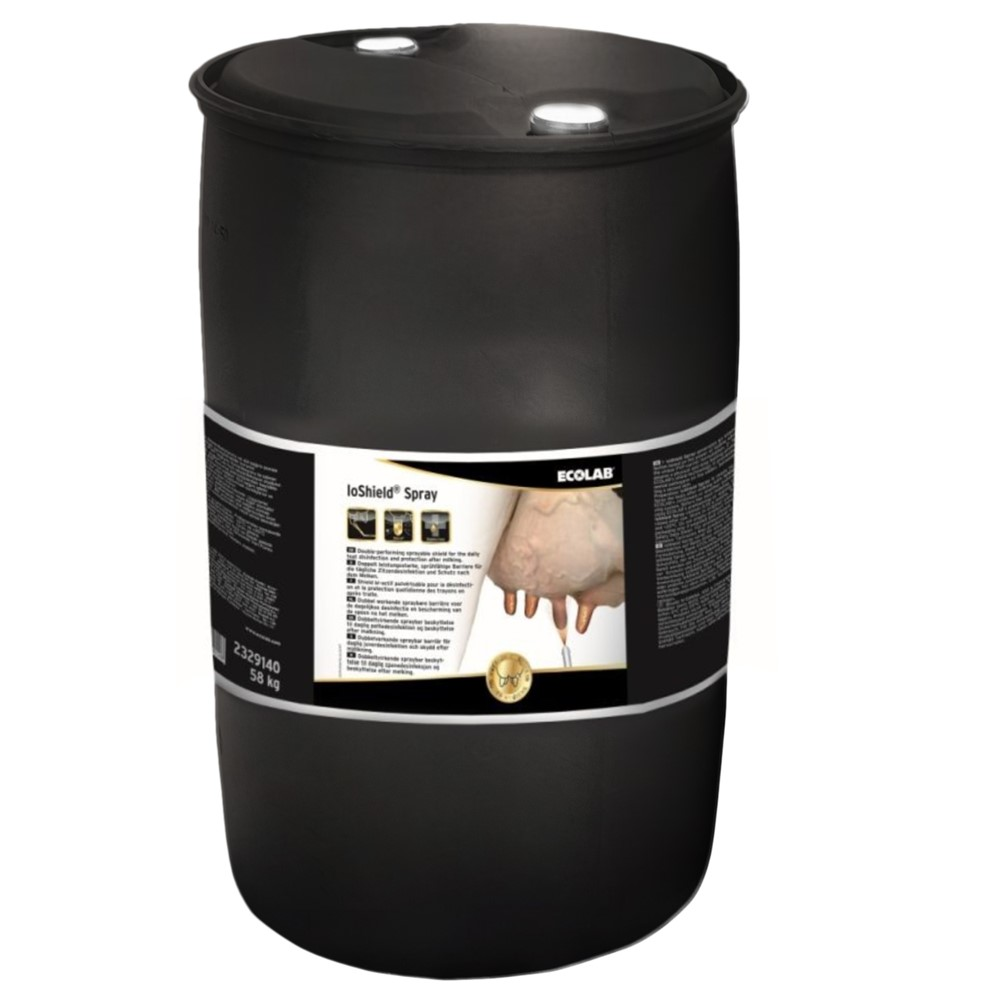 Afbeelding van Io Shield Spray P3 205 kg