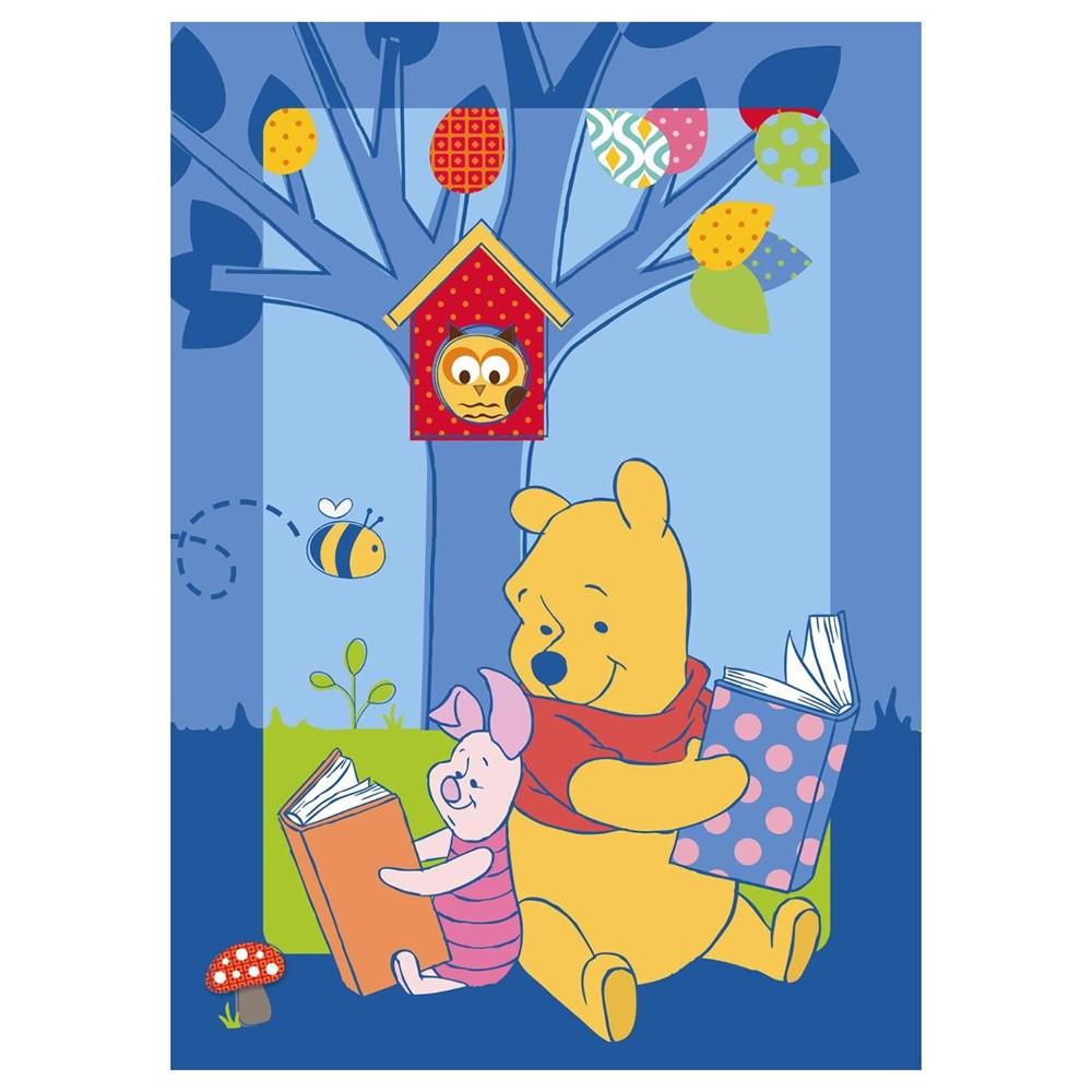 Afbeelding van Winnie the Pooh speelkleed story
