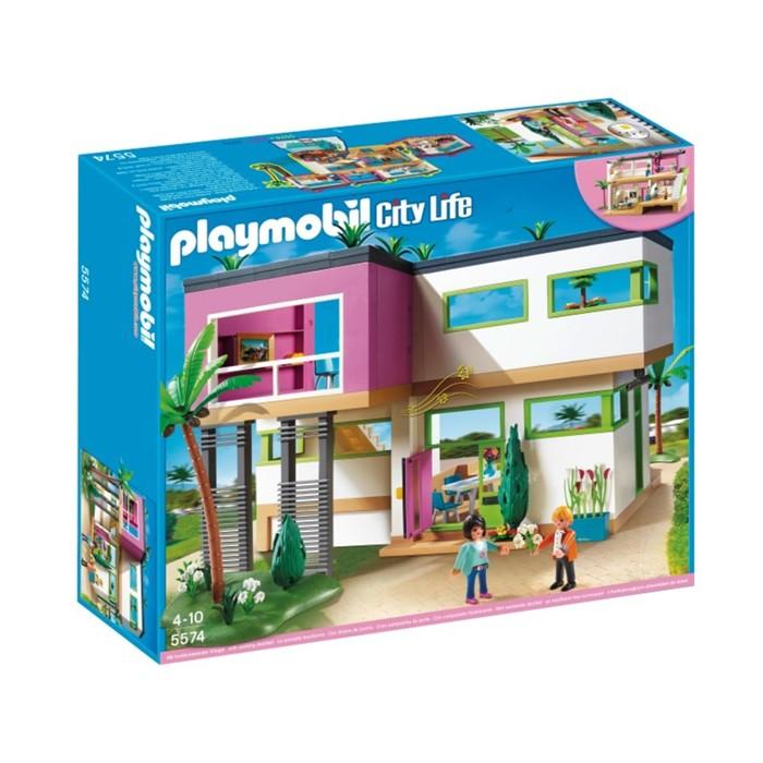 ... bevindt zich hier: Home > Playmobil City Life 5574 Moderne Luxe Villa