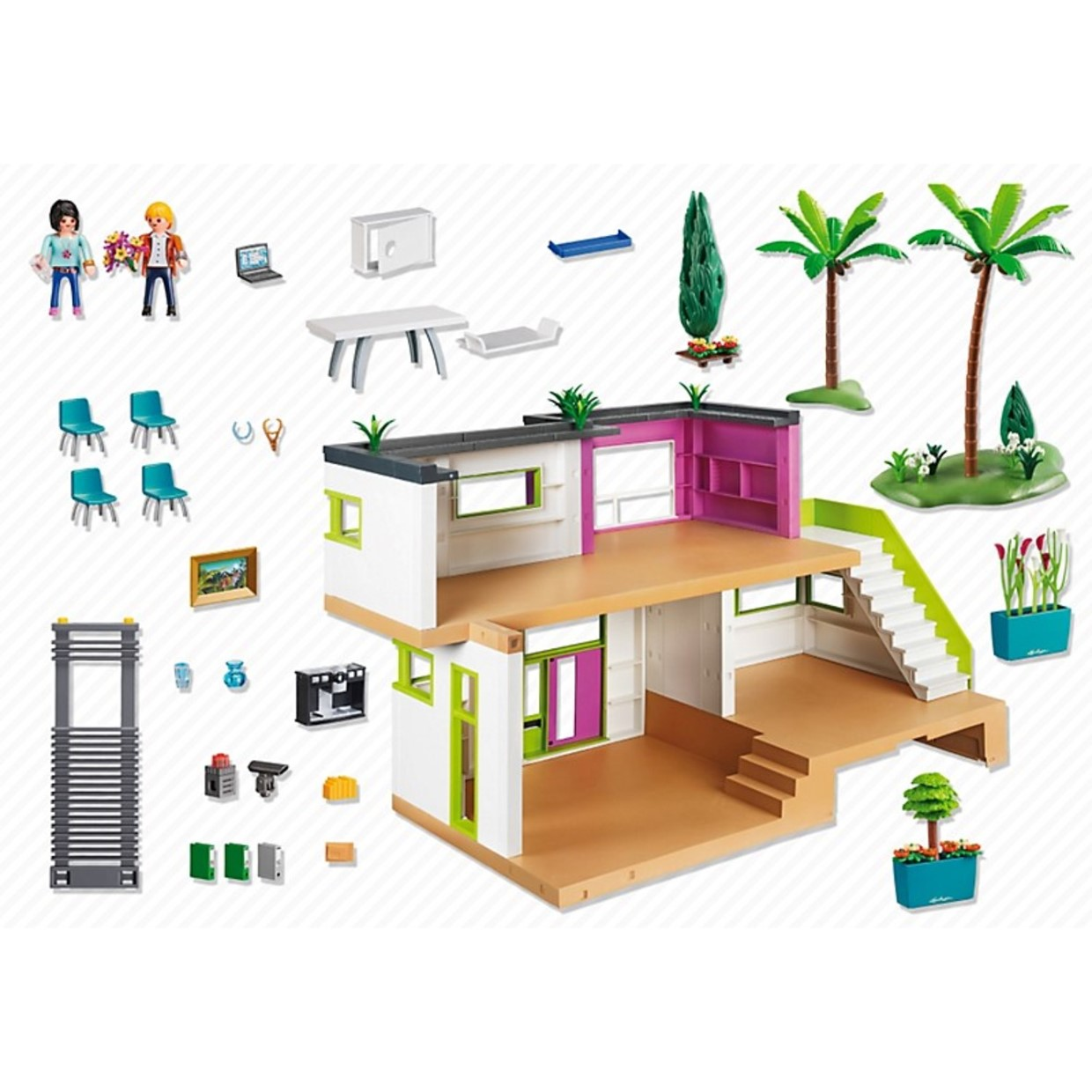 Playmobil > City Life > Playmobil City Life 5574 Moderne Luxe Villa