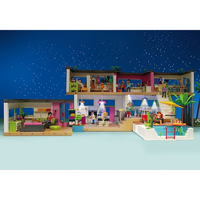 Salon Villa Moderne Play Mobil : ... Playmobil > City Life > Playmobil ...