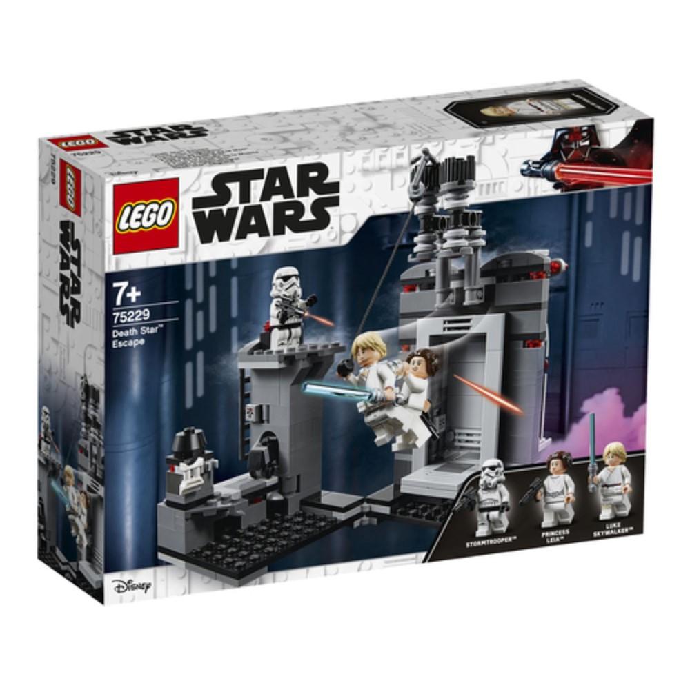LEGO Star Wars 75229 - Death Star ontsnapping