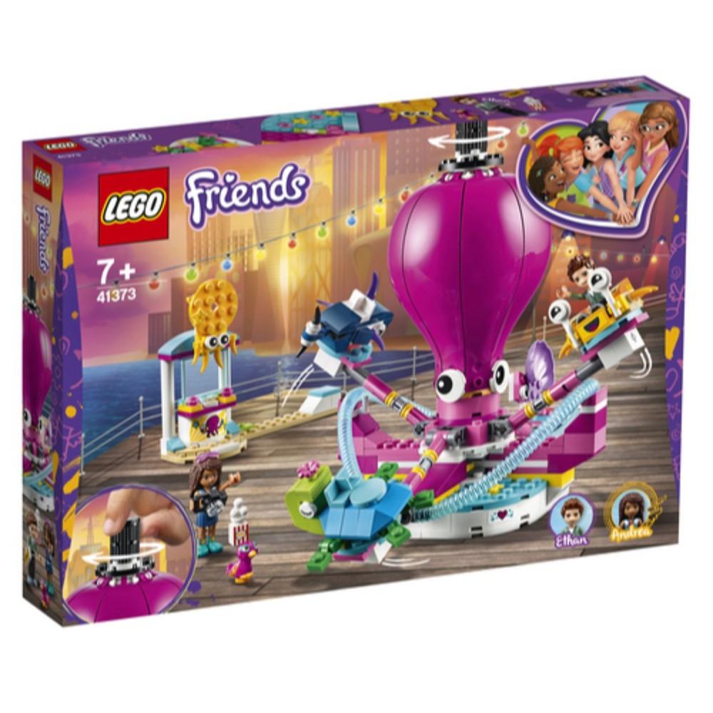 LEGO 41373 Gave octopusrit prijzen vergelijken. Klik voor vergroting.