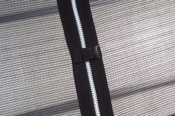 Game On Sport Trampoline 213 x 335 cm Jumpline rechthoek zwart
