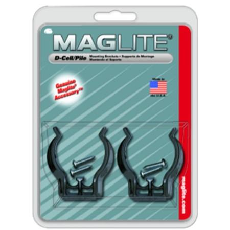 Maglite D-Cel 2X Autoklemmen