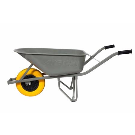 Kruiwagen 4Tecx Flex Pro Lekvrij - 80 Liter