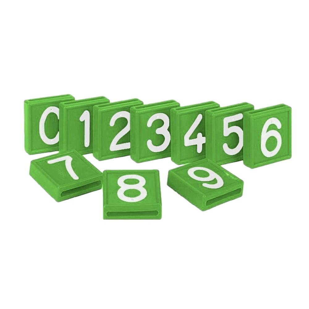 Afbeelding van CRS 1 Kokernummer Groen Nummer 0 Box A 10 Stuks