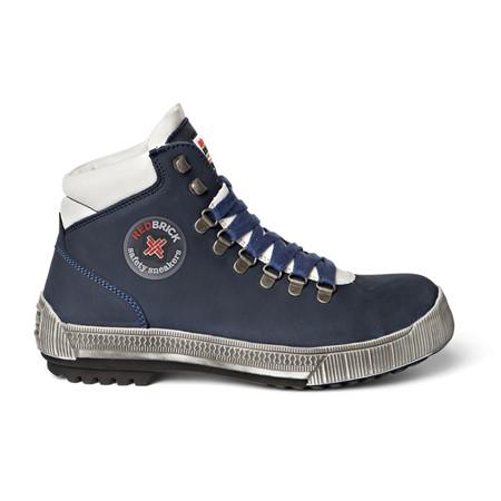 Redbrick Werkschoenen Smooth S3 Sneaker Blauw Maat 39