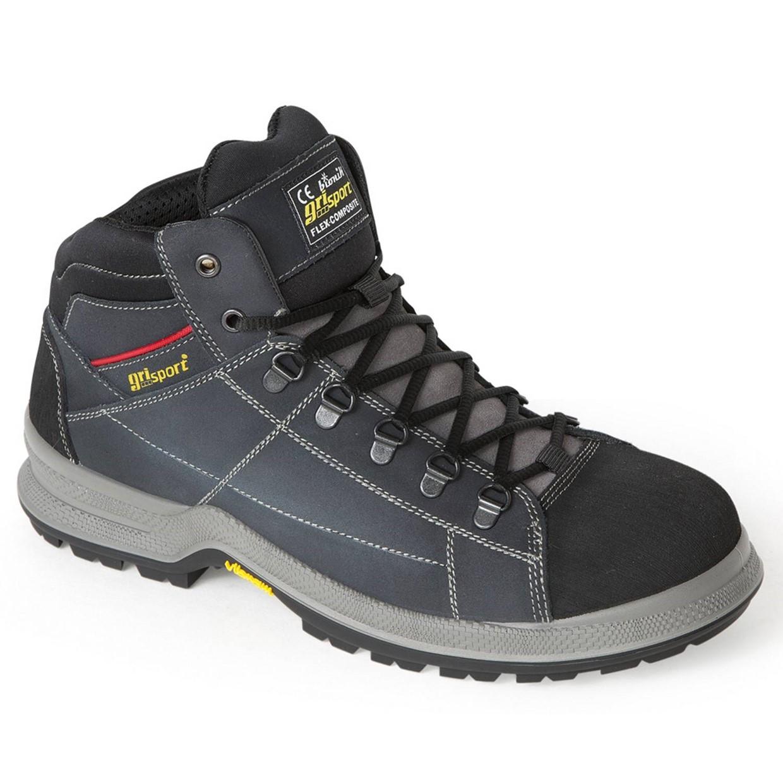 Grisport Werkschoenen.Grisport Werkschoenen Matrix Bionik S3 Grijs Maat 40 De Boer Drachten