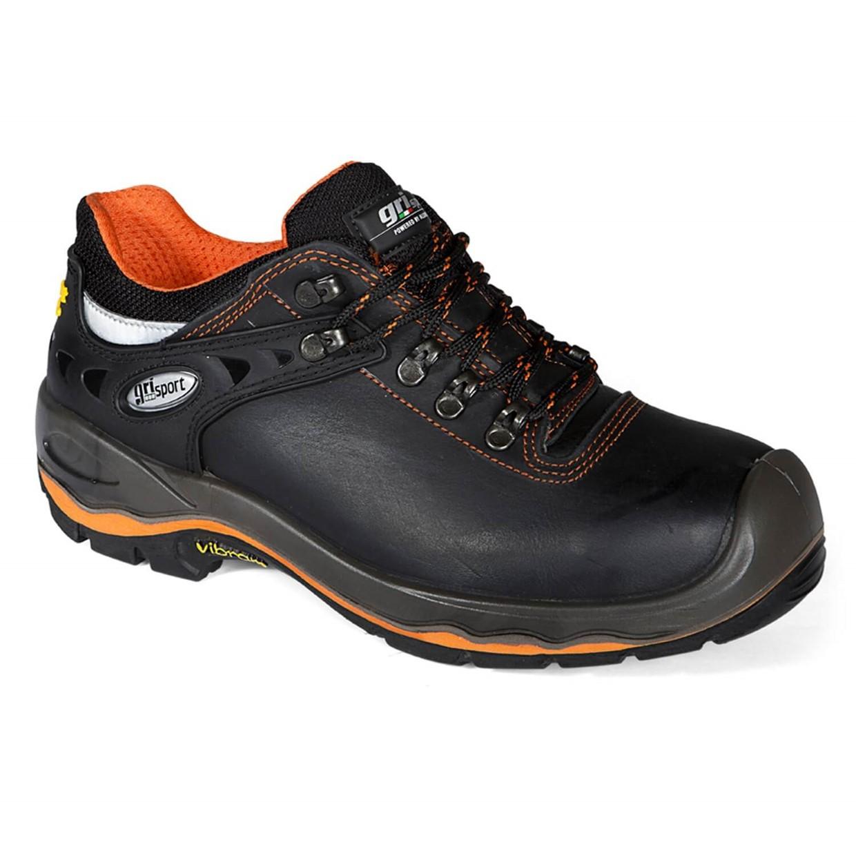 Werkschoenen 36.Grisport Werkschoenen 72001 Var 30 S3 Zwart Maat 36 De Boer Drachten