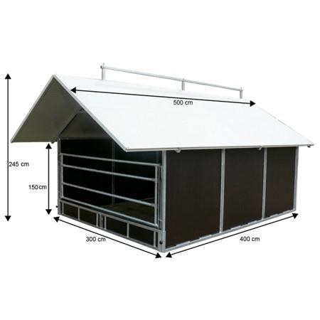De Boer Groepshok (12 m²)