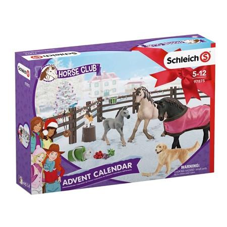 Schleich 97875 - Adventskalender Horse Club