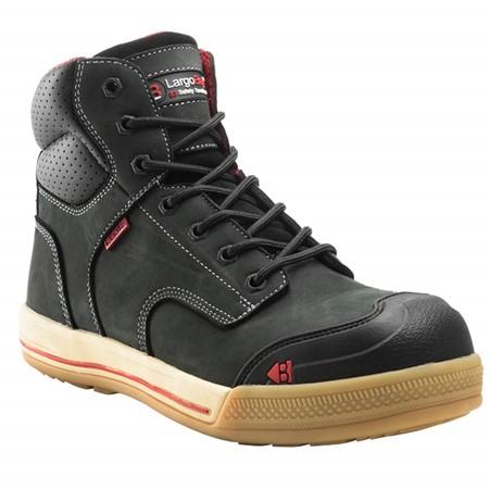 Buckler Werkschoenen Eazy S3 Sneaker Zwart Maat 40