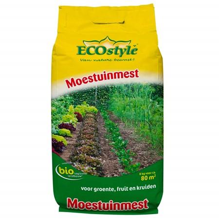 ECOstyle Moestuinmest - 8 Kg
