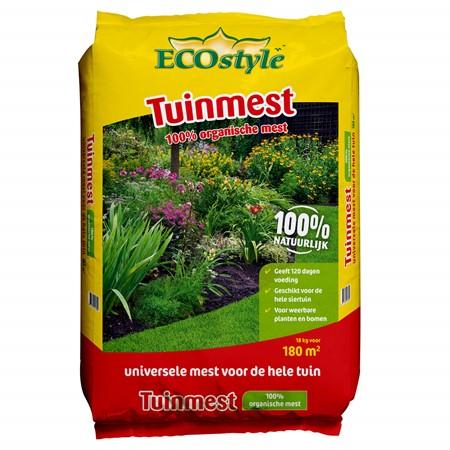 ECOstyle Tuinmest - 18 Kg