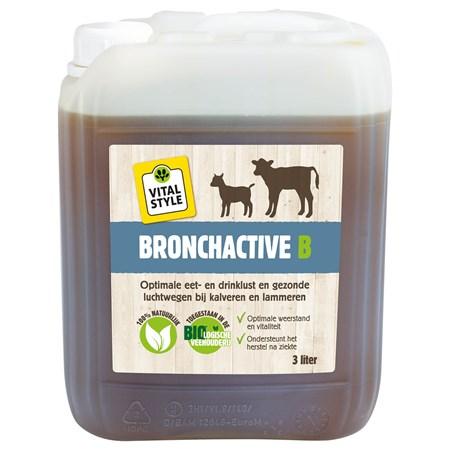 Ecostyle BronchActive - 3 Liter