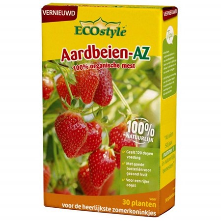 ECOstyle Aardbeien AZ - 800 Gram