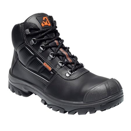 Emma Werkschoenen Brian XD S3 Zwart Maat 41