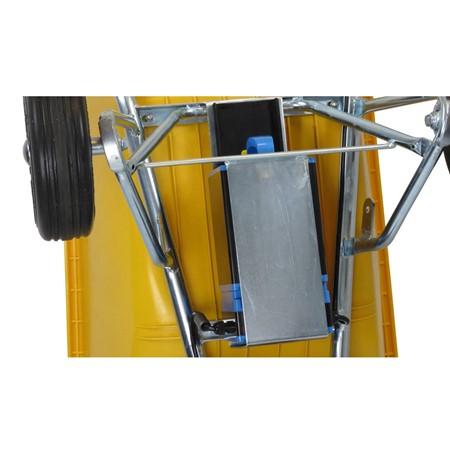 Kruiwagen E-PowerBarrow - 100 Liter